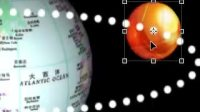 20200227PS小动画-月亮绕地球转(简单)