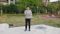 龙健搏武道实战双节棍双截棍教学基础课程1