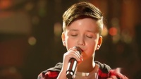 2020德国童声好声音Nikolas翻唱热单Someone You Loved