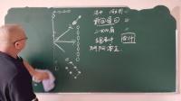 风水堪舆初级002课:洛书的样式与数理,洛书蕴含了阴阳零正之理
