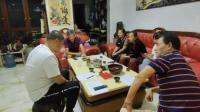 芷江绿海家园第二届业主委员会第一次会议第三项:推选业委会主任人选和其他成员职务(与杨春桥微信视频)讨论
