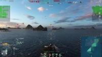 《战舰世界》10级苏巡-歪比巴卜-防空怎么样