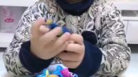 亲子游戏:萌娃的漂亮小鱼