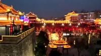 第二集;赏西安永宁门灯会展