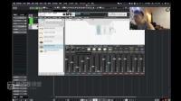01 原声和电子鼓音源的选择和调整