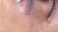 重庆韩祯伊最火爆的野生眉推荐 重庆纹眉超级自然的纹眉成功探店..我选的眉毛是是他家野生主要纹完效果就是自然,做完24小时后就可以碰水的,而且没有尴尬期。