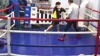 5/5少年拳击10岁·拳击直拳勾拳摆拳·拳击条件模拟对练·北京拳击刘教练MARK B OXING·2021.3.27童