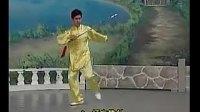42式太极剑分解教学(三)
