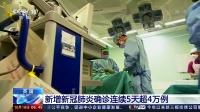 英国:新增新冠肺炎确诊连续5天超4万例
