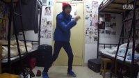 【刘卓教学17】breaking街舞:bboy Beat-hit跟点,踩点教学
