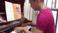 阿贤上课时自由弹奏<听妈妈讲那过去的事情> 201305293