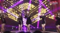 [LIVE现场] Wonder Girls - Be My Baby (SBS Inkigayo 111204)