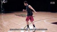 NIKE职业篮球运动员训练—布雷克格里芬篮板球:热身训练