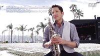 戴夫.考兹和他的雅马哈萨克斯Yamaha saxophones【Yawasax】