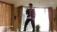 尊榊 - Gangnam Style你可见过如此疯狂的游戏解说人