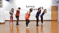 美女模仿 T-ara - Lovey Dovey 的爵士舞