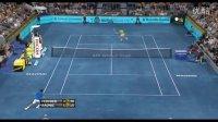2012年马德里大师赛 费德勒VS拉奥尼奇HL第二轮 Federer-Raonic 2R