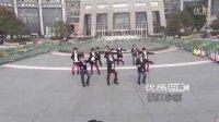 【拍客】杭州小童星模特队街头版《江南style》