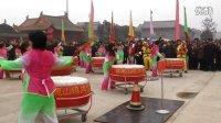 洛阳第十五届灵山文化庙会-排鼓表演