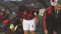 [联盟杯]08-09赛季 苏黎世0-1AC米兰 比赛精华