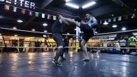 [北京]纹身师变身拳击手 文艺青年开启格斗模式