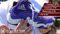 经典天足战靴 adidas Crazy 2 科比篮球鞋 评测