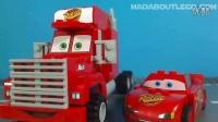LEGO CARS MACK'S TEAM TRUCK 麦大叔