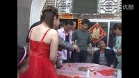 陕西农村结婚风俗-带感的新娘亲嘴时眼睛一闭什么也不管,爱谁谁!