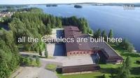 森林湖畔的Genelec真力工厂——自然赋予我们灵感