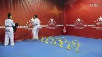跆拳道竞技训练 日常训练方法 世界跆拳道训练计划 - 11