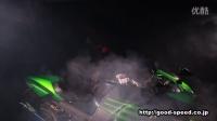 女性ライダー Kawasaki Ninja ZX-14R ZZR1400 の納車記念動画♪  六眼魔神