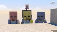 Minecraft玛德动画-绞肉机