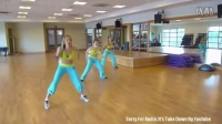 Zumba-初级教学 简单 尊巴舞蹈视频教学 减肥健身广场舞