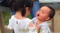 踏 浪---小宝宝畅游北海涠洲岛