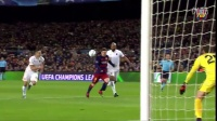2015-16赛季欧足联最佳进球--梅西
