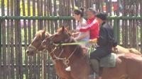 宝宝初看世界 看骑马 听童谣 儿歌《小小马儿》MV
