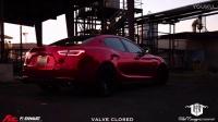 Maserati Ghibli 3.0T x Fi Exhaust - 红色猛兽,怒吼声浪 !