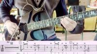 【电吉他教学】《乔伊重金属主奏吉他》练习曲#1示范与第一章重点指示