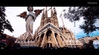 西班牙  巴塞罗亚延时摄影       素材需要请联系Q:2290663710