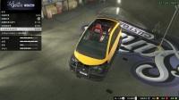 GTA5线上 版本1.39 - 哑剧敞篷版 透明版新车