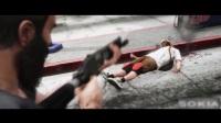 GTA5 - 僵尸启示录:逃亡 (part 2 )