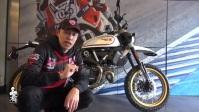 【K频】看你老师Ducati Scrambler Desert Sled
