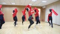 深圳舞蹈网梅林校区古典舞《粉墨》