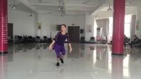 波老师广场舞蹈《梦见你的那一夜》(应子)