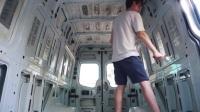 DIY 房车改装过程 奔驰斯宾特(2)隔音处理