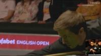 2017斯诺克英格兰公开赛 利索夫斯基VS奥沙利文单杆128分