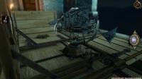 【啊水解说】新解谜游戏《达芬奇之家》最终期:穿过达芬奇人造的虫洞,结尾却很仓促