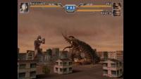奥特曼格斗进化3剧情模式第三期:杰克篇(两大怪兽袭击东京)