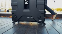 TOPEAK - PAKGO X 公路车行李箱耐力吗?