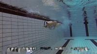 SARAH KATSOULIS的蛙泳转身和水下长划臂